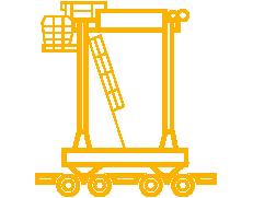 straddle-carrier